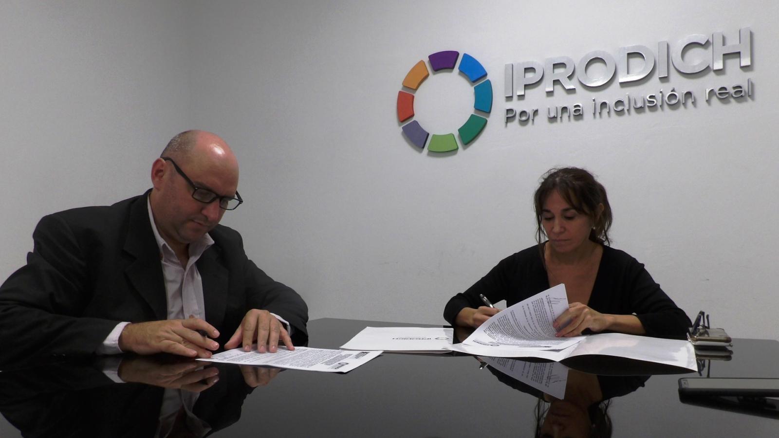 IPRODICH y UTN invitan a sumarse a Cursos gratuitos inclusivos de Informática