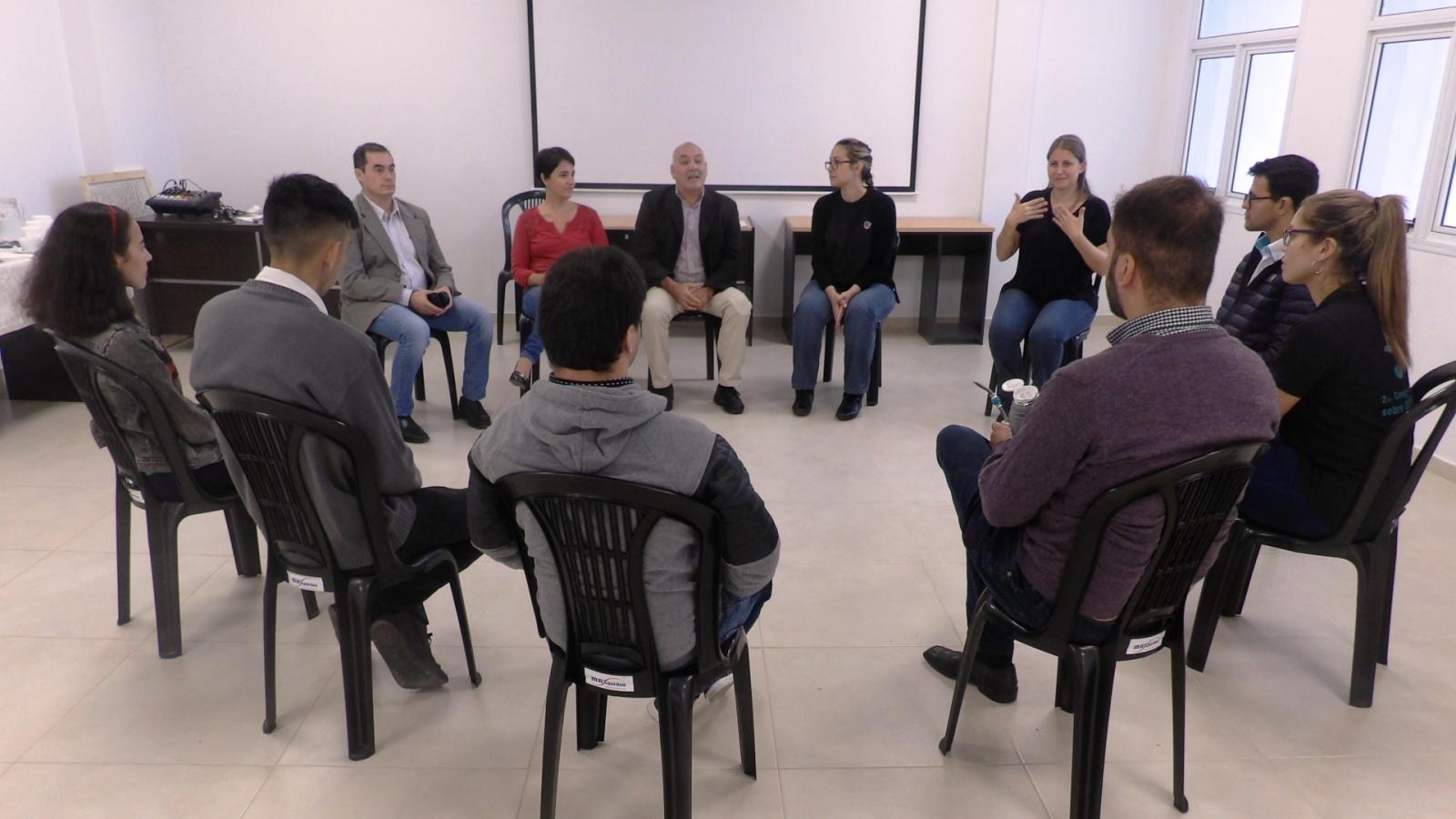 Provincia y Nación concretaron nuevos Entrenamientos Laborales en la UTN