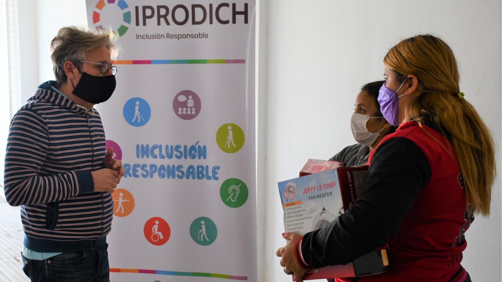 IPRODICH concreta firmemente la inclusión responsable en todo el Chaco